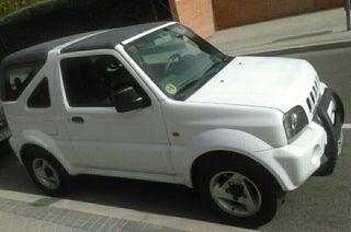 Coche Suzuki Jimny 2002