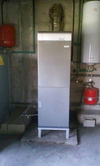 caldera domusa teknik mcf30 HDX acumulador de agua