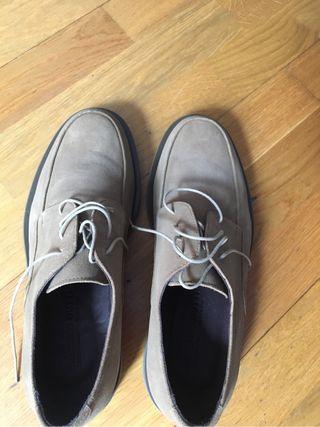 Zapatos cordón Massimo Dutti