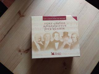 CDs autores clásicos en alemán