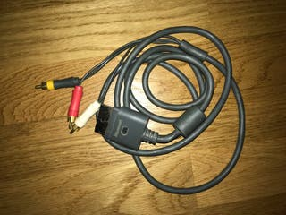 Cable av video xbox 360