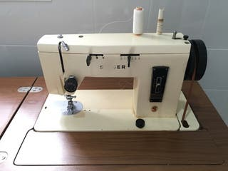 Maquina de coser semi-pro
