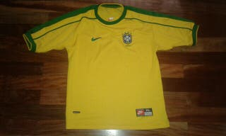 camiseta BRASIL futbol