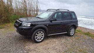 Land Rover Freelander td4 sport 2006