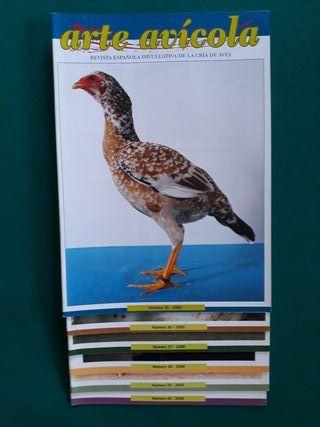 Revista Arte Avícola