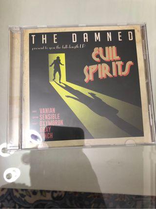 Cd the Damned. Evil Spirits
