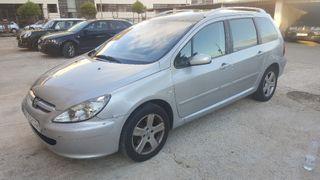 Peugeot 307 sw, 7 plazas , 1.6 gasolina 110cv.