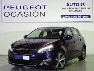 Peugeot 308 ALLURE HDI 120 del 2016 (FUL LEED)