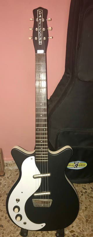 Guitarra Danelectro 59 DC LH (zurdos)