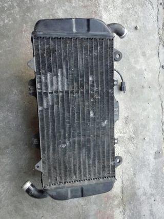 radiador yamaha fz750