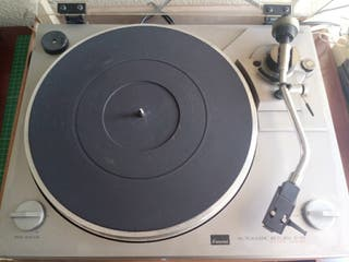 tocadiscos Sansui P-50 automatic return
