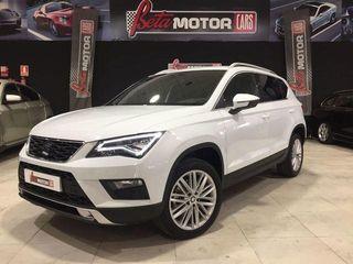SEAT Ateca 1.4 EcoTSI SANDS Xcellence DSG-7 110 kW (150 CV)