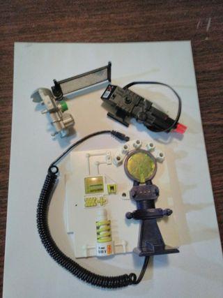 playmobil despiece espacial