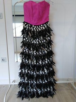 Vestido boda de Ana Torres