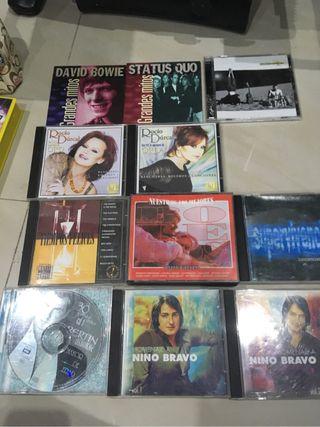 Discos de musica años 70,80y90