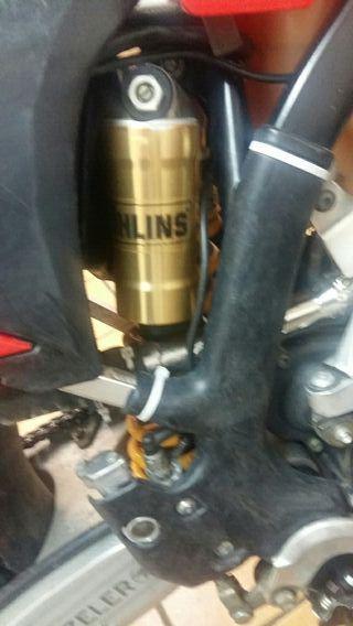 Amortiguador gas gas ec ohlins