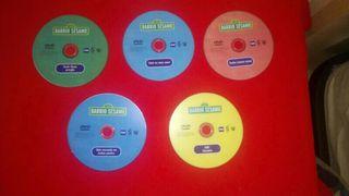 CD's Barrio Sesamo