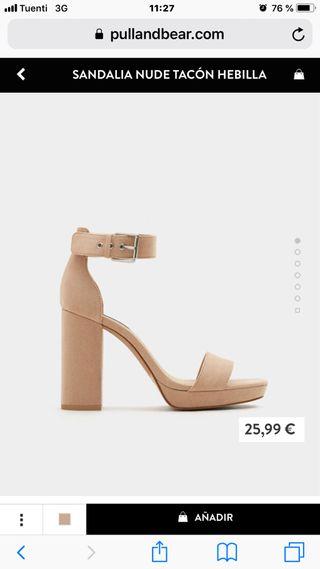 Zapatos rosa palo
