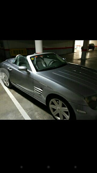 chrysler crossfire cabrio 2006