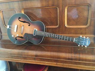 Guitarra Gretsch de 1950