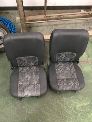 Suzuki samurai asientos