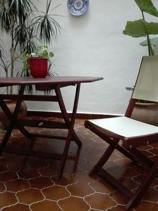 Mueble jardín