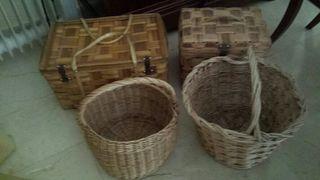colecion cestas