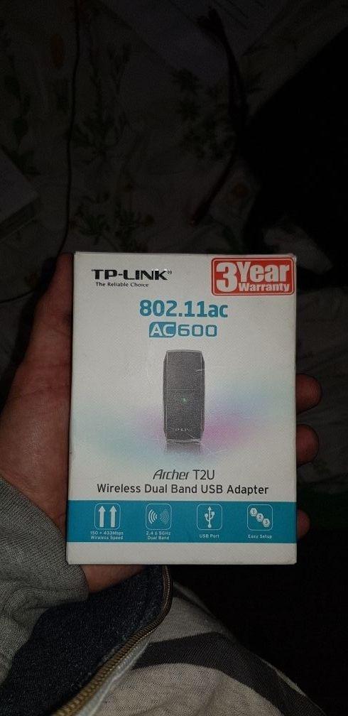 Tp Link 5G coje 300 mb