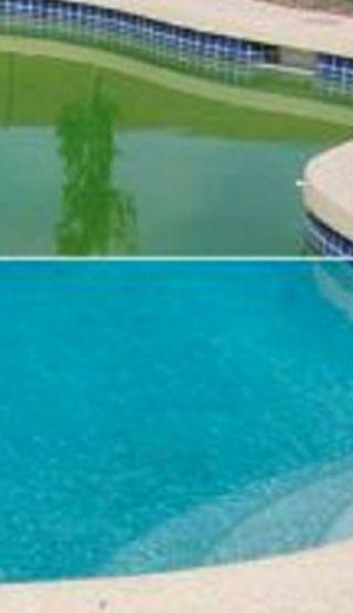 limpieza mantenimiento piscina