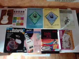 libros y métodos de musica