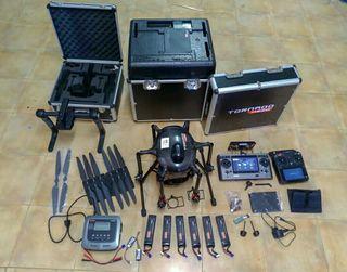 Drone Profesional Yuneec Tornado H920