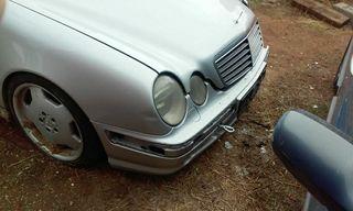 Mercedes-benz AMG E55