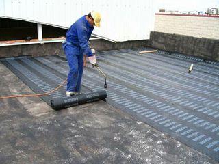 soldador tela asfaltica