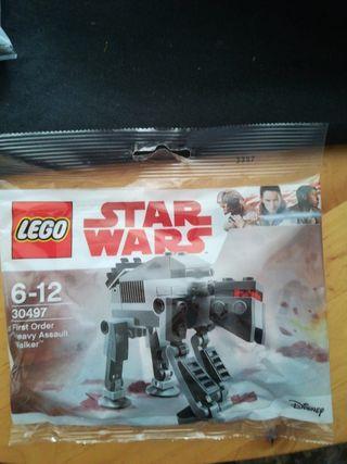 First Order Heavy Assault Walker. LEGO POLYBAG
