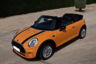 Mini Cooper D Cabrio 2016 (CON FINANCIACIÓN)