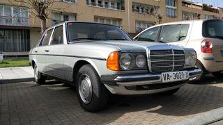 Mercedes-benz carroceria 123. Clasico del 1979