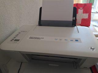 Hp 2540 wifi printer & scanner