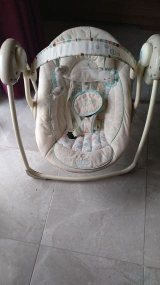 Columpio/hamaca bebe