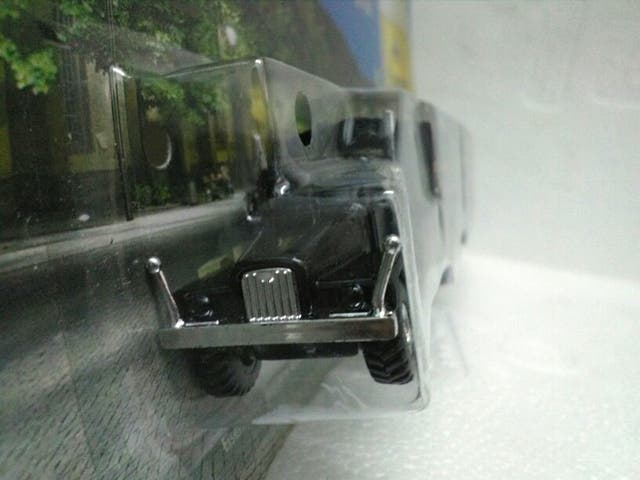 COCHES A ESCALA H0 1/87