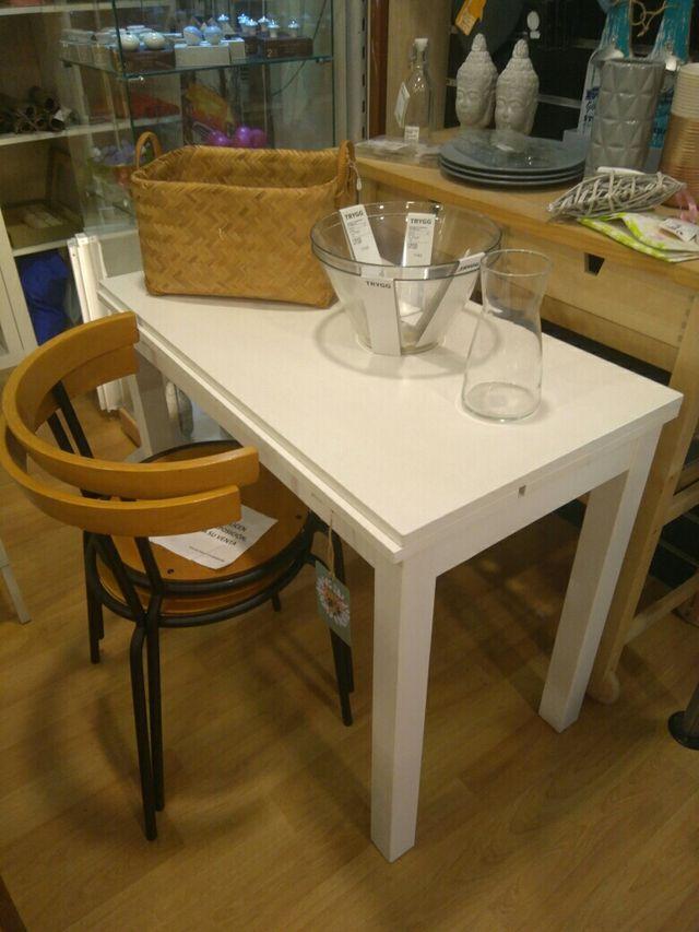 Mesa extensible cocina Ikea de segunda mano por 69 € en Talavera de ...