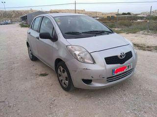 Toyota Yaris 2006 1.4 d4d