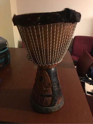 Bongo africano