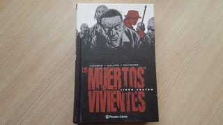 Comic Muertos Vivientes Integral volumen 4