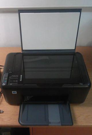 Impresora Multifuncion HP Deskjet F2420
