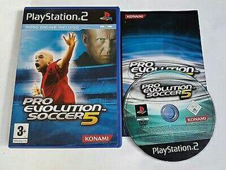 Pro Evolution Soccer 5 para ps2