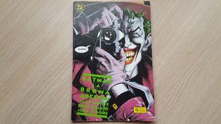 Comic de Batman, La broma asesina