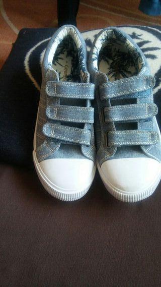 Zapatillas George Num.37 Nuevas.