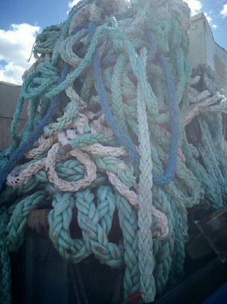 cuerda de barco