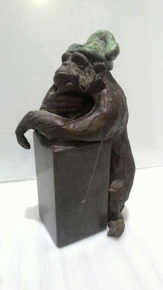 Usado, Escultura Francisco Martin (Malaga) segunda mano  España