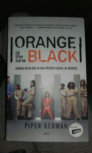 Libro Orange is the new black